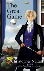 The Great Game cover image