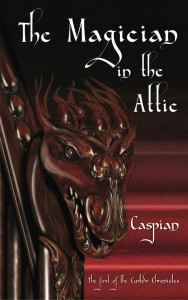 The Magician in the Attic cover image