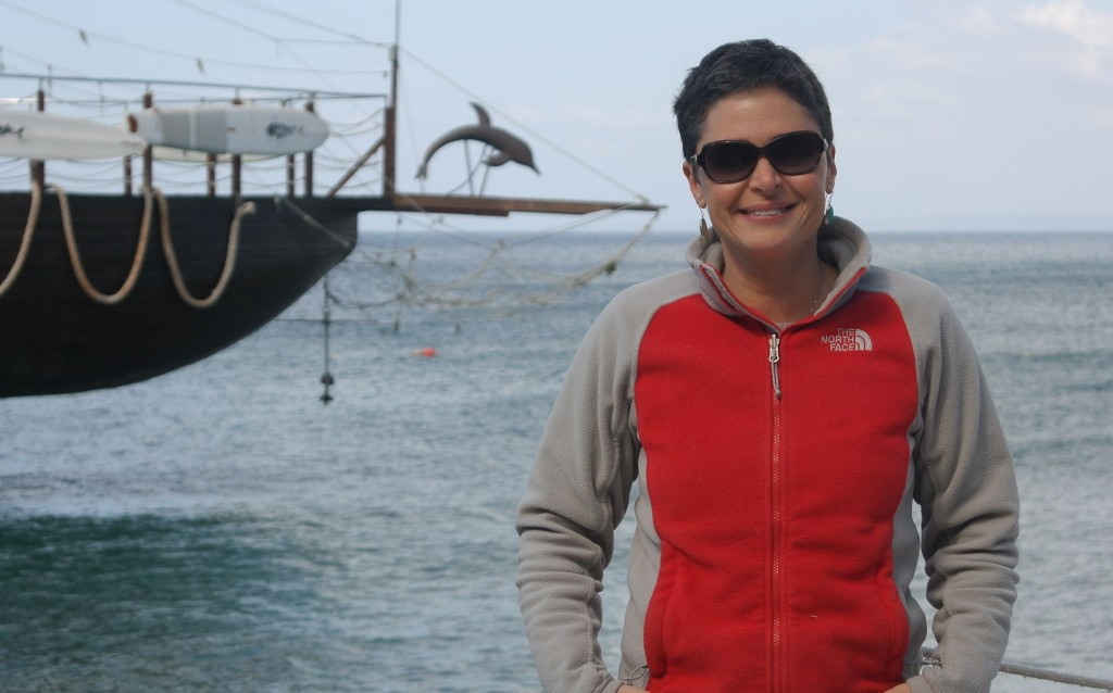 Sanem Ozdural and the Flying Fish
