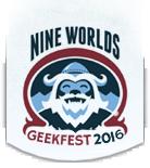 Nine Worlds Geekfest 2016