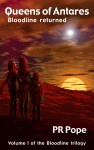 Queens of Antares: Bloodline returned cover image