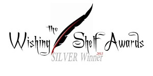 The Wishing Shelf Awards 2013 Silver Winner