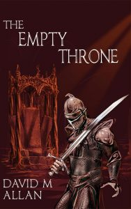 The Empty Throne print publication day