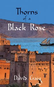 Thorns of a Black Rose print publication day