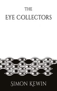 The Eye Collectors print publication day