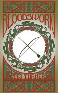 Bloodsworn print publication day