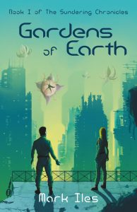 Gardens of Earth print publication day