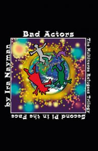 Bad Actors print publication day